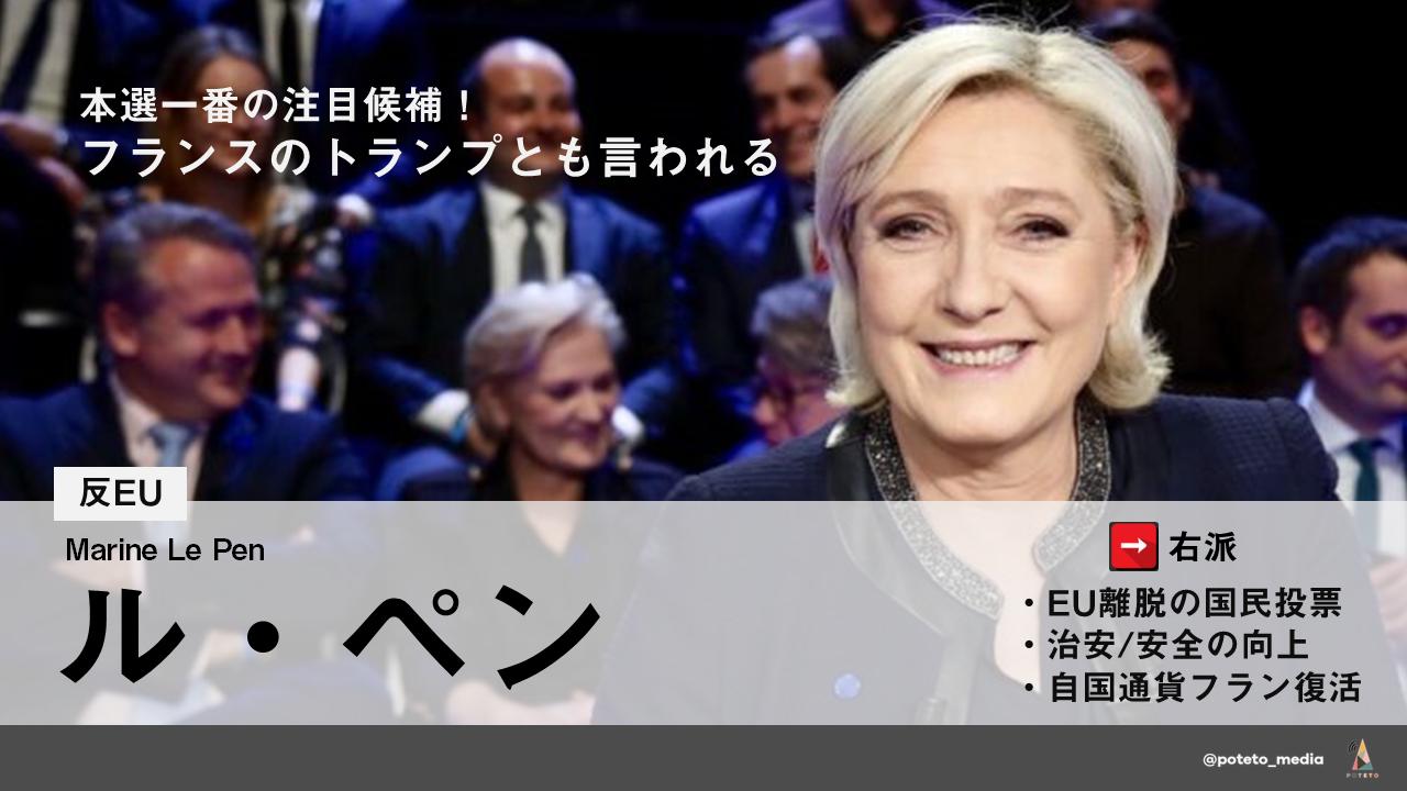 1b332f20c654274d79cc510c032b0d58 8dd8c7e60eb3a4948fff8ca16e5bcda4 2 - フランス大統領選「ザックリ」解説シリーズ第四弾 候補者紹介