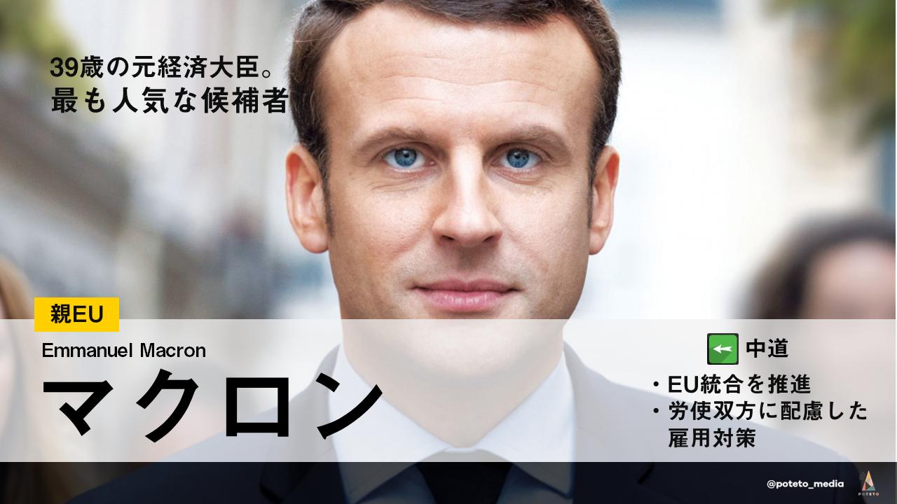 da2e9f790dfe600dc3e885584f9ee7e5 c4ef828ac50a9b2c84b7a6b1f86f873d 2 - フランス大統領選「ザックリ」解説シリーズ第四弾 候補者紹介