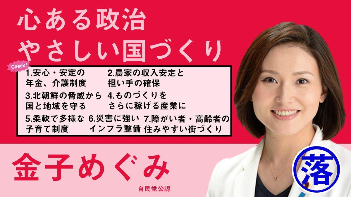 kaneko - 衆院選【当落速報6】