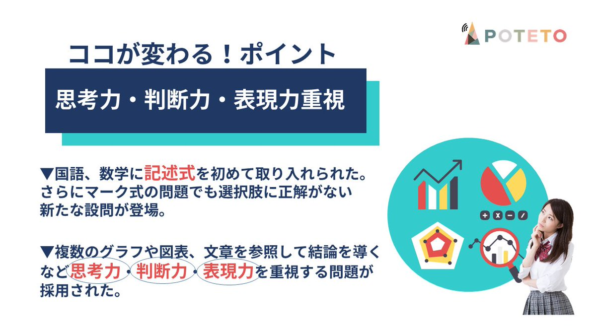 2 5 - 2020センター試験改革