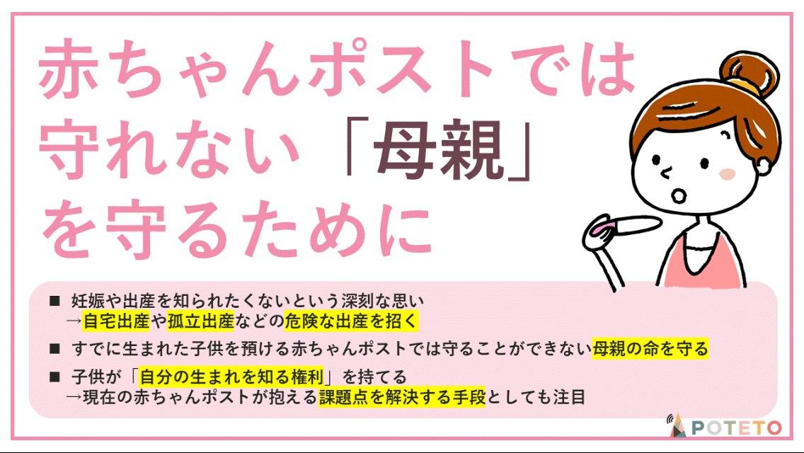 4 1 - 内密出産制度