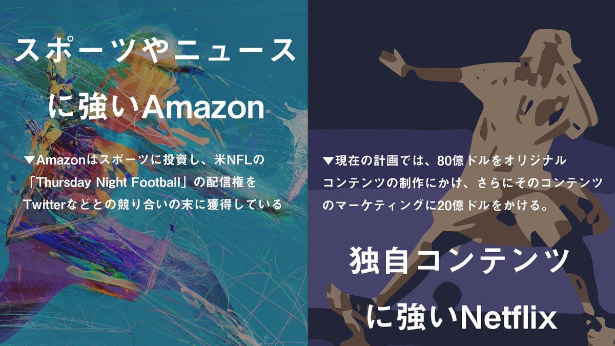 2 8 - Netflix vs Amazon
