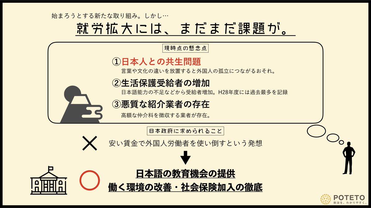 738fb19fbf1dfefaf976a1fcff0bbb66 - 国際化する現代に考える、外国人労働者の受け入れ体制
