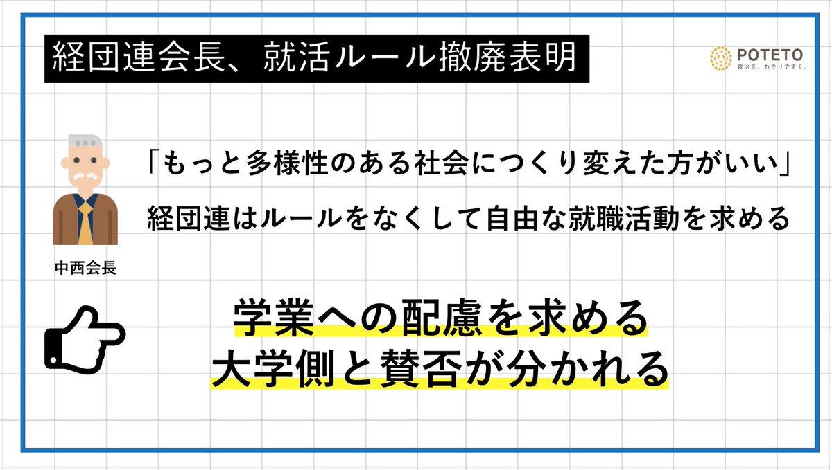 DmmwXI1WwAEE1ps - 変わる?日本の 就活?