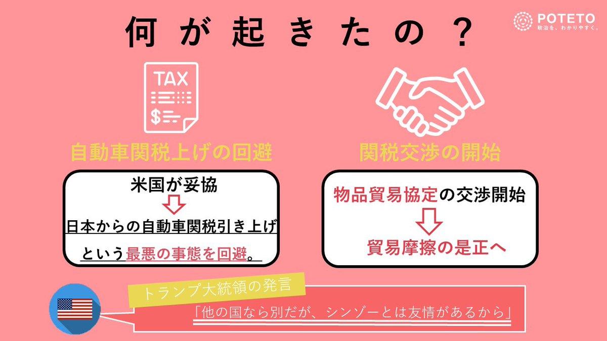 Do8Gd13X0AEQLyA - 危機回避⁈日米首脳会談