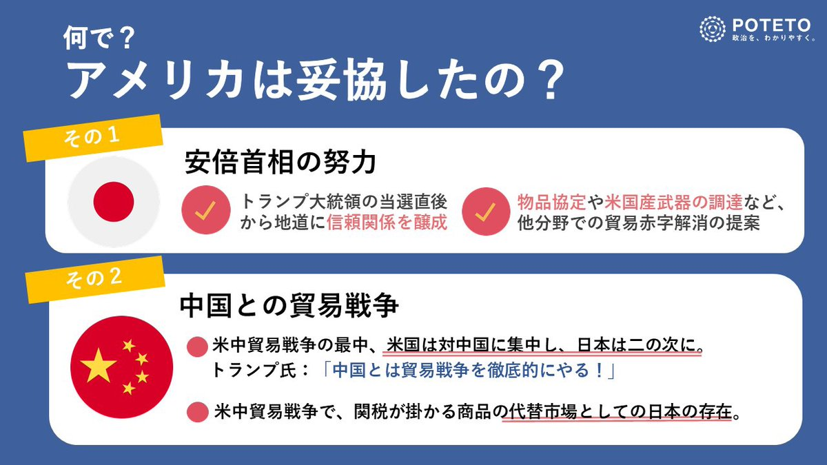 Do8Gd3AWwAEwYnr - 危機回避⁈日米首脳会談