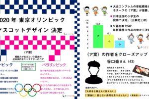 612f43071a2a0f44423b8bcb86c93e1a 300x200 - 東京オリンピックマスコット決定!