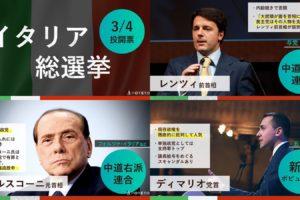 7fb8f1c748d490339c64aa37f2515920 300x200 - イタリア総選挙