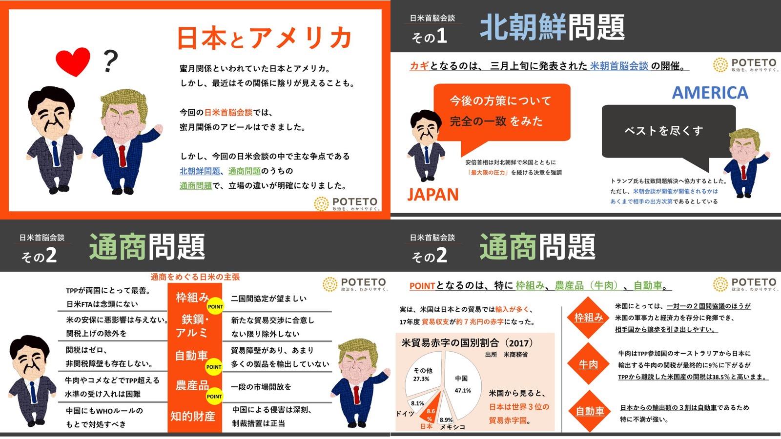 20cfce153c6dcbd30dc35695758066ae - 日米首脳会談の内容をCHECK