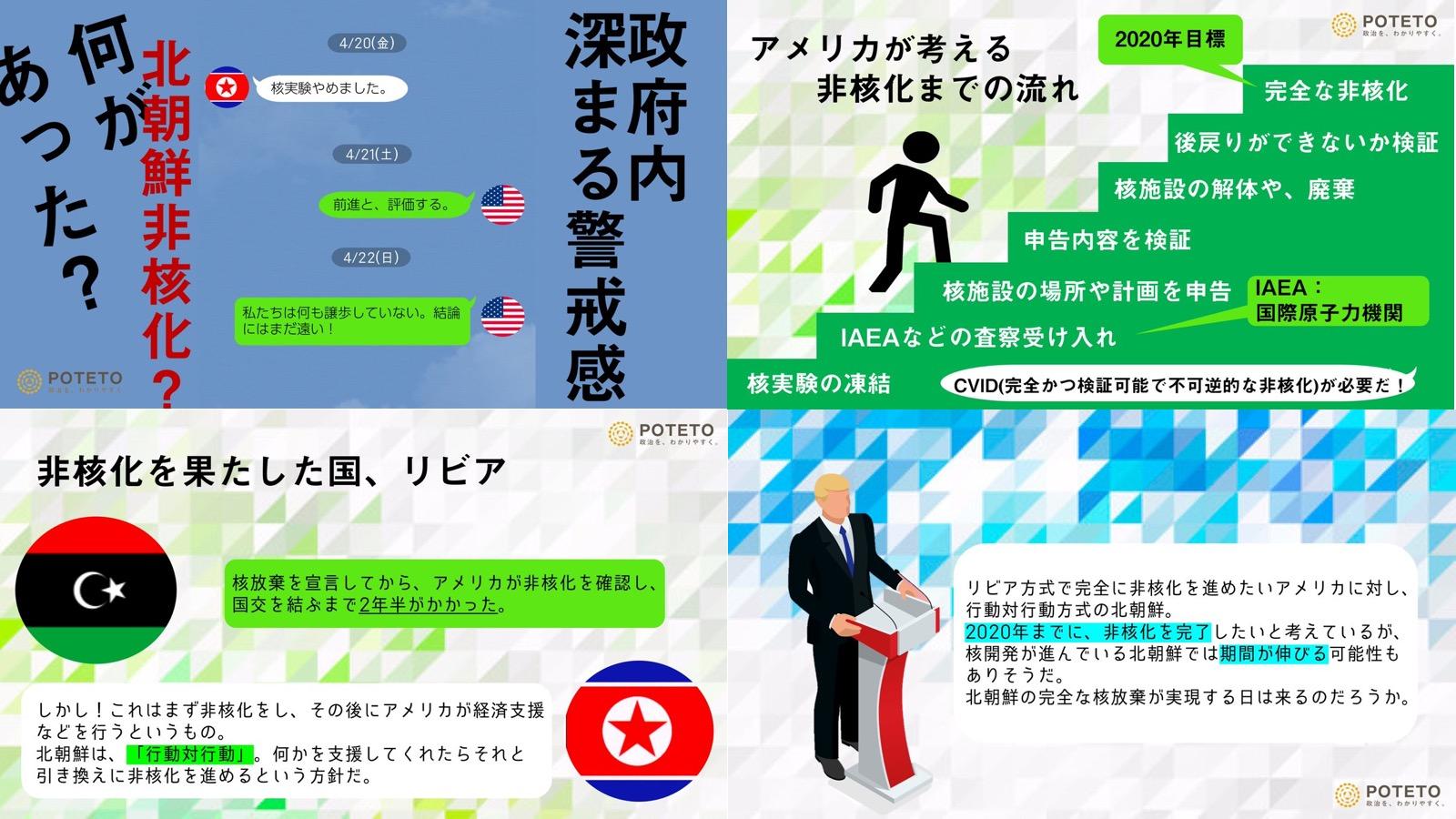 7 - 北朝鮮非核化?