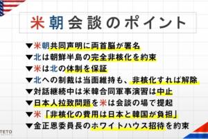 35b526a89f5b325ae94214fdc6431998 300x200 - 【速報】米朝首脳会談のポイント