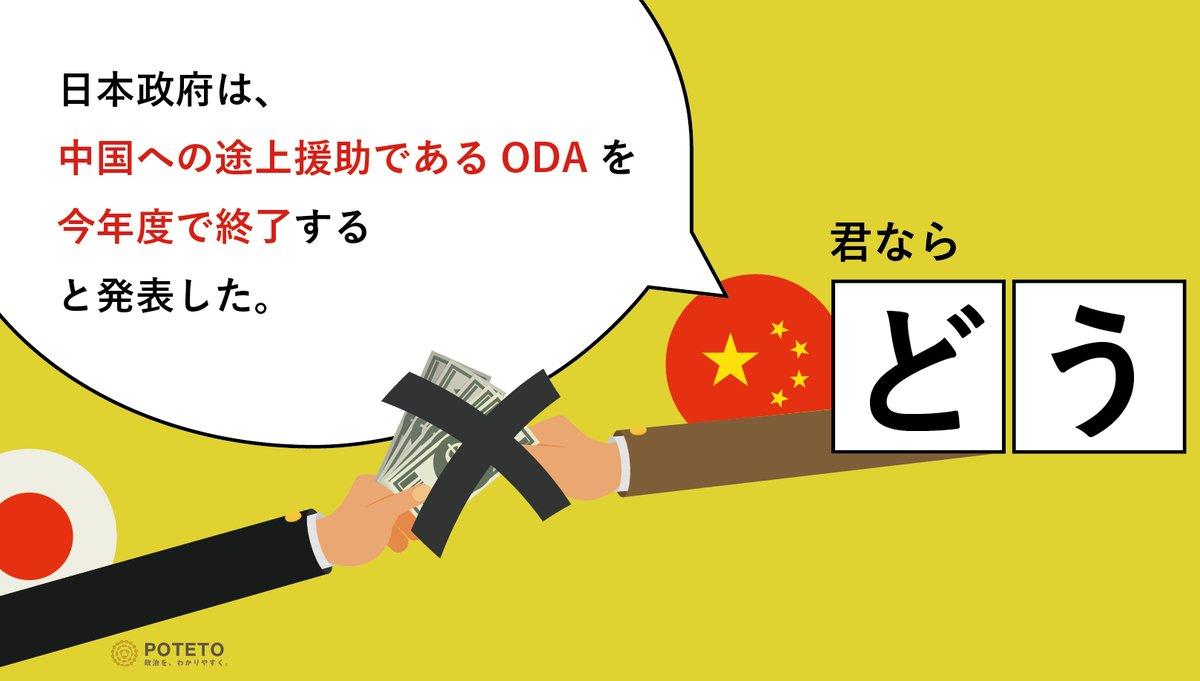 DqUSsJkXQAAUvRF - 中国への経済援助、やめてもいいよね…?